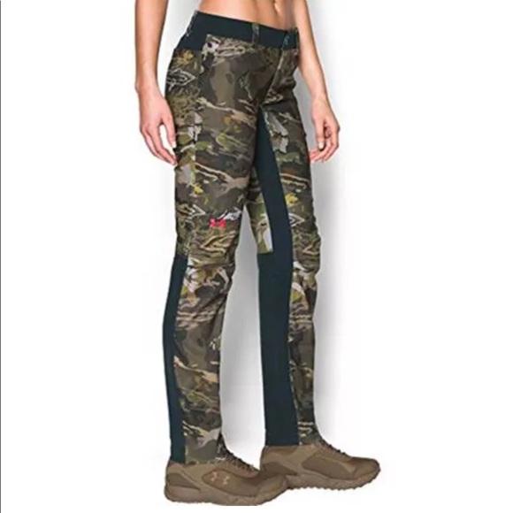 f10c744bbe806 Under Armour Pants | Womens Storm 1 Ridge Reaper Camo Pant | Poshmark